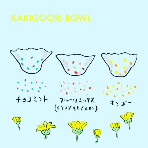 KAKIGOORI BOWL