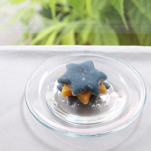 ガラス小皿 丸皿 銘々皿 透明 Hono工房